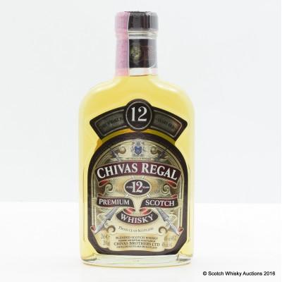 Chivas Regal 12 Year Old 20cl