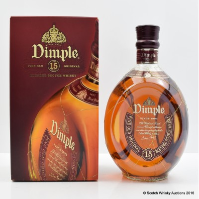 Dimple 15 Year Old 1L