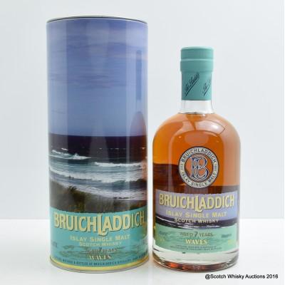 Bruichladdich Waves 1st Edition