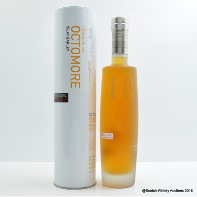 Octomore 06.3 Islay Barley