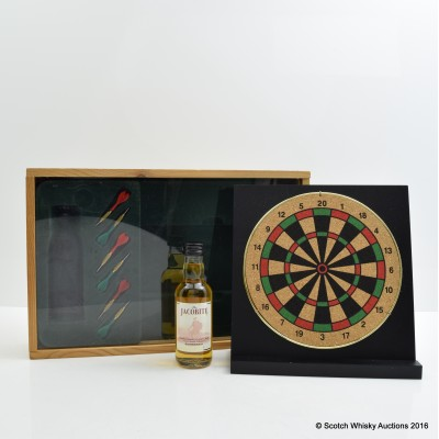 The Jacobite mini 5cl and dart set