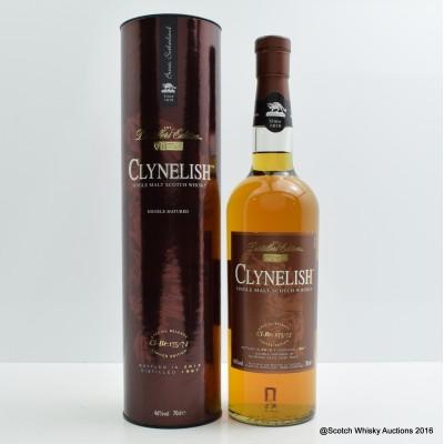 Clynelish Distillers edition 1997