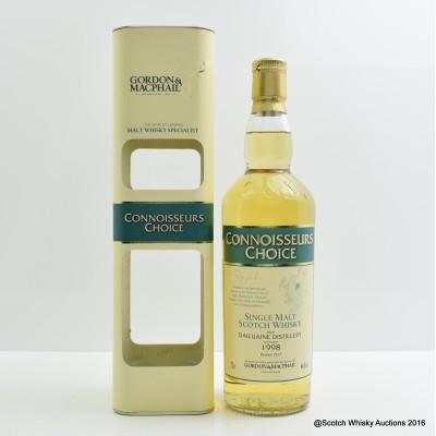 Dailuaine 1998 Connoisseurs Choice