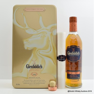 Glenfiddich 125th Anniversary