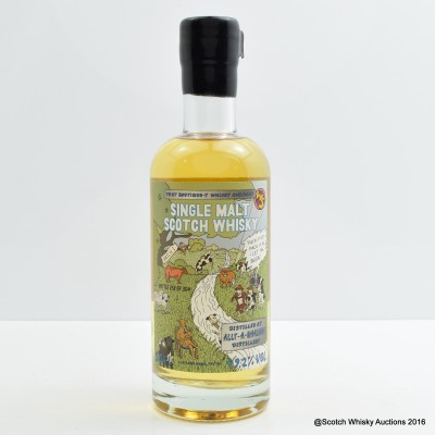 Boutique-y Whisky Co Allt-a-Bhainne Batch #1 50cl