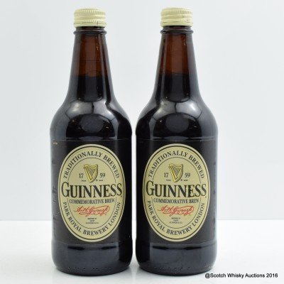 Guinness Commemorative Brew 2 x 50cl