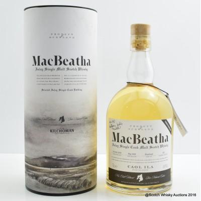 Caol Ila 2000 7 Year Old MacBeatha