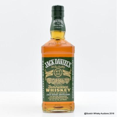 Jack Daniel's Green Label 75cl