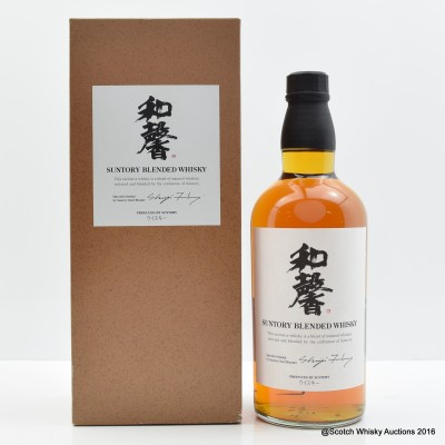 Suntory Blended Whisky