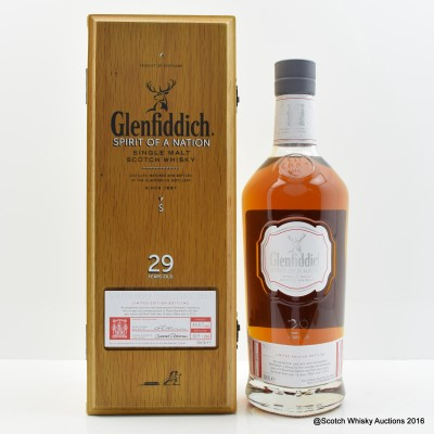 Glenfiddich 29 Year Old Spirit of a Nation South Pole Challenge 2013
