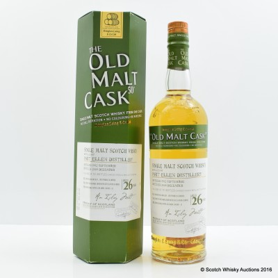 Port Ellen 1982 26 Year Old OMC