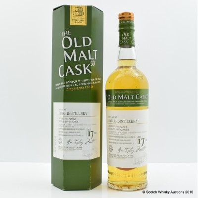 Ardbeg 1991 17 Year Old OMC