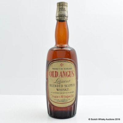 Old Angus Liqueur Scotch Whisky