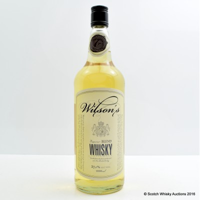 Wilson's Superior Blend 7 Year Old 1L