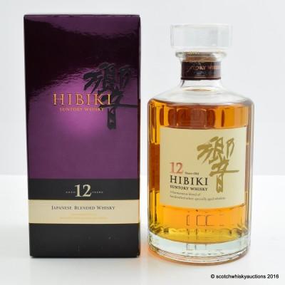 Hibiki 12 Year Old 50cl