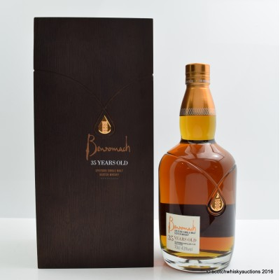 Benromach 35 Year Old