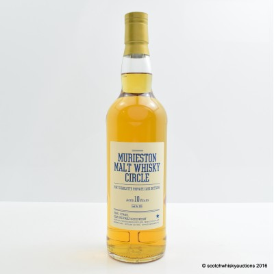 Port Charlotte 10 Year Old Single Cask #916 Private Bottling