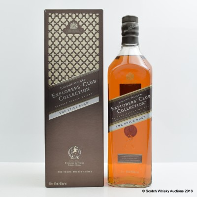 Johnnie Walker Explorer's Club Collection The Spice Road 1L