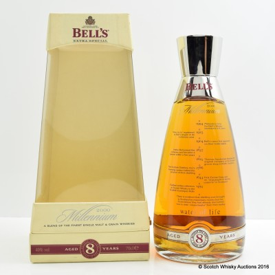 Bell's Millennium 8 Year Old