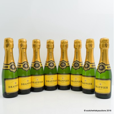 Drappier Champagne 8 x 20cl
