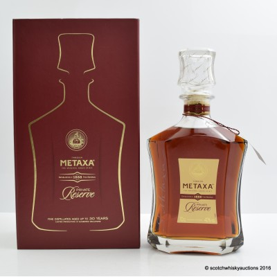Metaxa Private Reserve