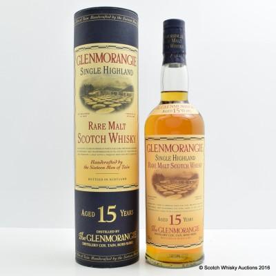 Glenmorangie 15 Year Old