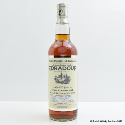 Edradour 1996 10 Year Old