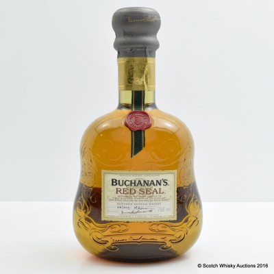 Buchanan's Red Seal 75cl