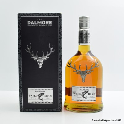 Dalmore Rivers Collection Tweed Dram 2012 Season