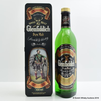Glenfiddich Clans of the Scottish Highlands Clan Macpherson