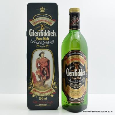 Glenfiddich Clans of the Scottish Highlands Clan Drummond 75cl