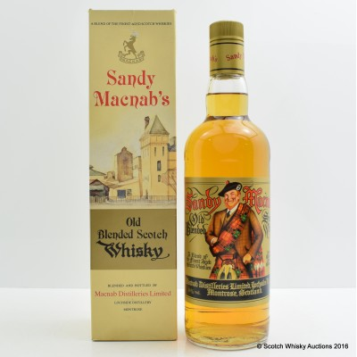 Sandy Macnab's Old Blend 75cl