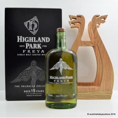 Highland Park 15 Year Old Freya 75cl