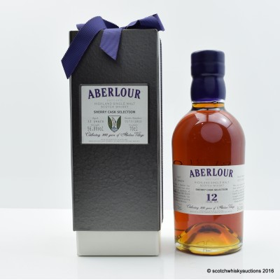 Aberlour 12 Year Old 200 Years Of Aberlour Village