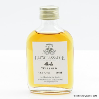 Glenglassaugh 44 Year Old 5cl