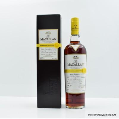 Macallan Easter Elchies 2012