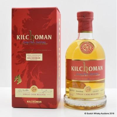 Kilchoman 2007 Single Cask for Distillery Shop