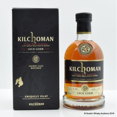 Kilchoman Loch Gorm 2013 Release