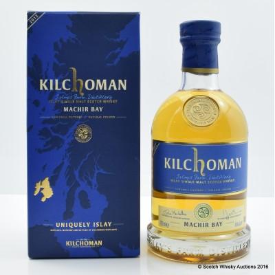 Kilchoman Machir Bay 2012 Release