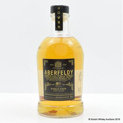 Aberfeldy 2001 Single Cask