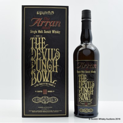 Arran Devil's Punch Bowl Chapter III