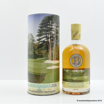 Bruichladdich Links The 16th Hole Augusta 14 Year Old