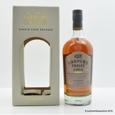 Lochside 1964 48 Year Old The Cooper's Choice