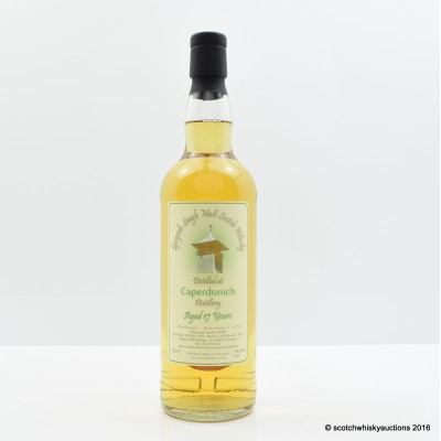 Caperdonich 1995 17 Year Old Whisky Broker