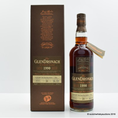 GlenDronach 1990 20 Year Old Single Cask #3059