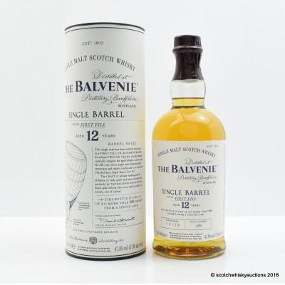 Balvenie 12 Year Old Single Barrel