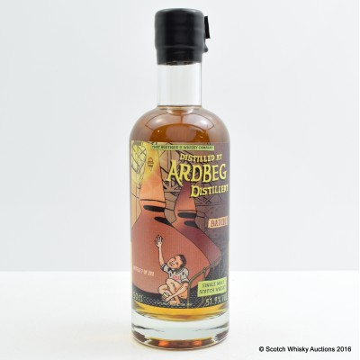 Boutique-y Whisky Co Ardbeg Batch #1 50cl