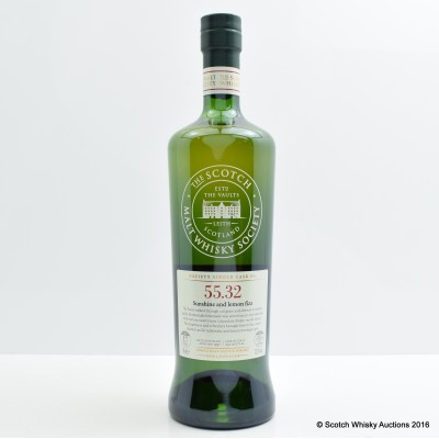 SMWS 55.32 Royal Brackla 1997 17 Year Old