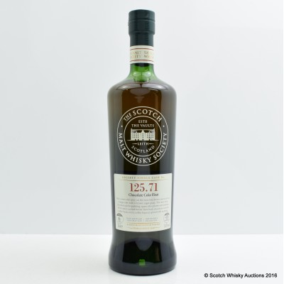 SMWS 125.71 Glenmorangie 2007 6 Year Old