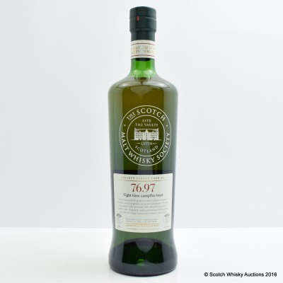 SMWS 76.97 Mortlach 1995 17 Year Old